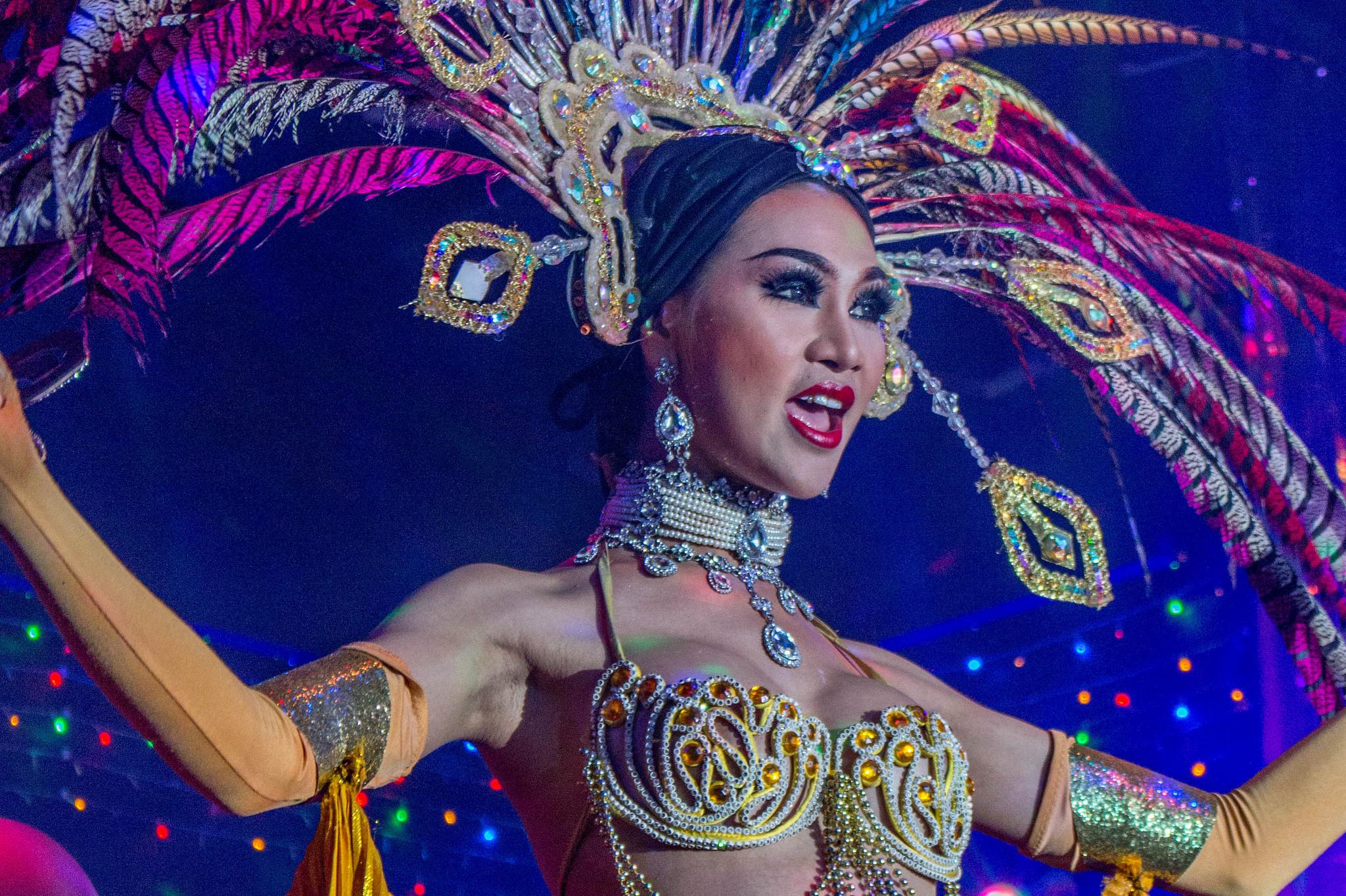 Ladyboy Cabaret Shows In Thailand