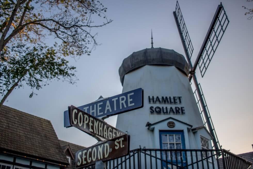 Hamlet Square Solvang CA