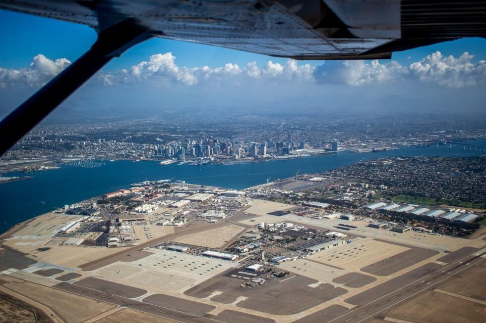Coronado Navy Base San Diego Flight Lessons
