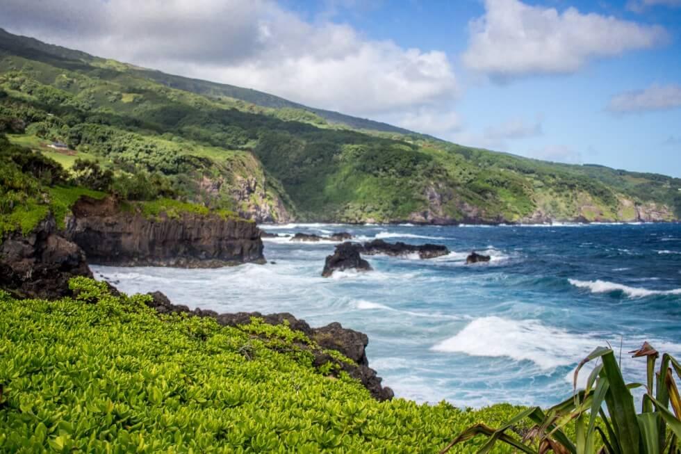 Hana Maui Coast